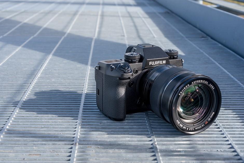 Fujifilm X-H1 Review
