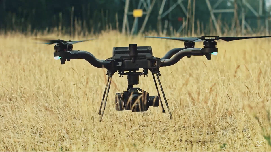 Freefly Systems announces Astro quadcopter, hints at new 4K camera