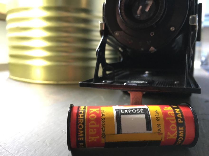Photographer finds film in 1929 Zeiss Ikon camera, here are the developed photos