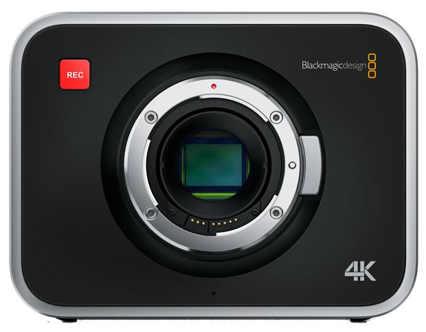 Blackmagic Design Announces Super 35 4k Camera With Global