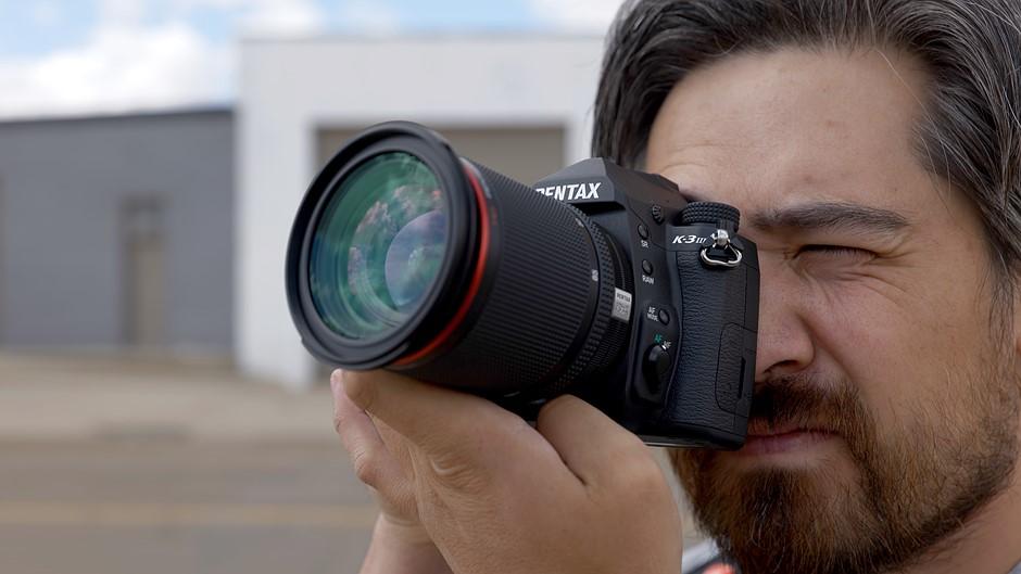 DPReview TV: Pentax K-3 Mark III review
