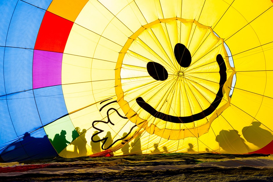 Eight tips for photographing your first hot air balloon festival