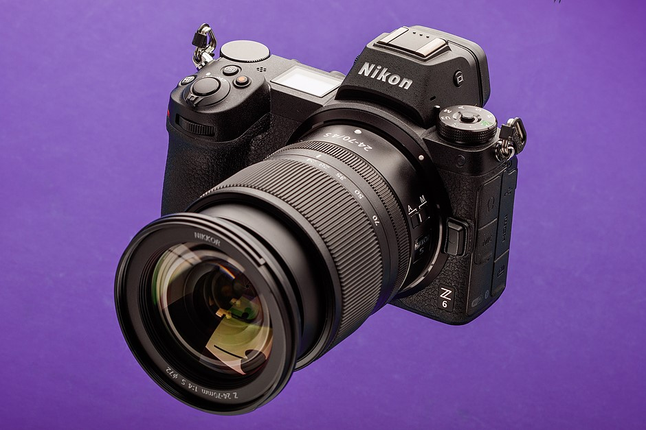 Nikon Z6 and Z7 scoring updated to reflect firmware v2.0