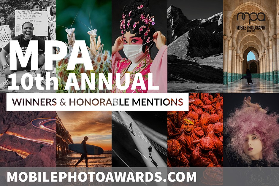 Slideshow: Winners of the 10th Annual Mobile Photography Awards