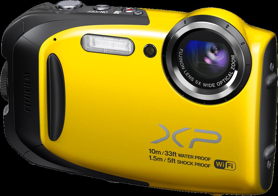 Rugged Fujifilm Finepix Xp70 Offers Wi Fi Full Hd Video