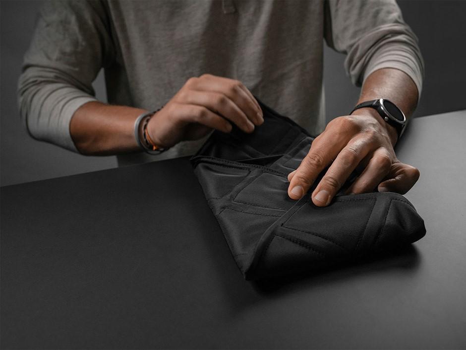 Kickstarter: BAD Wrap is a flexible, padded waterproof wrap for your camera gear