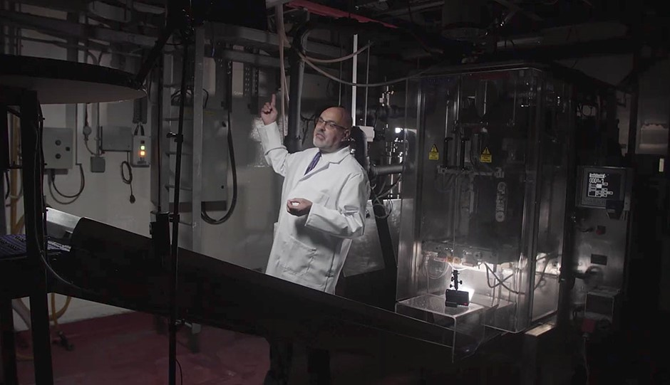 Video: A behind the scenes look at the Ilford film factory in England