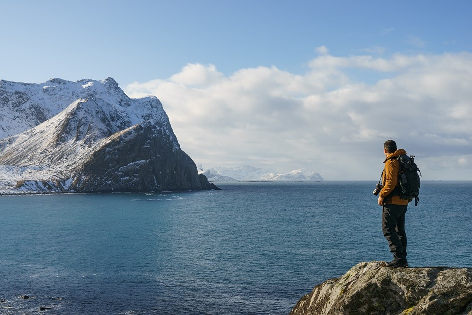 Inspiration: How the Lofoten Islands changed Chris Burkard's life