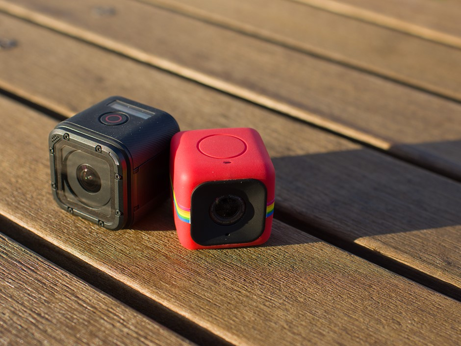 Polaroid licensee sues GoPro over cube-shaped Session ...