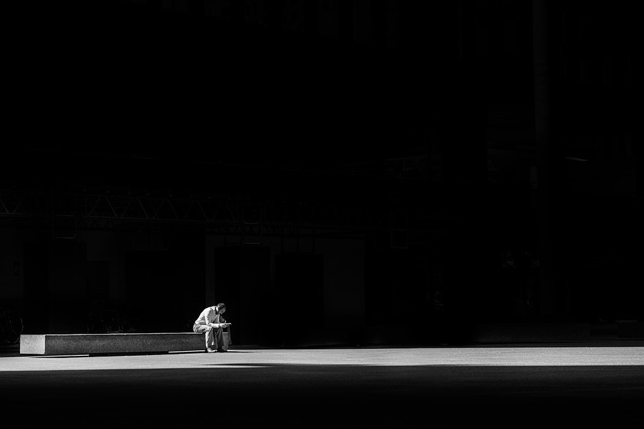 Composition tips: simplification and negative space