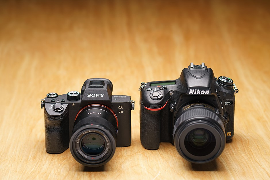 Opinion: the Sony a7 III could be the new Nikon D750