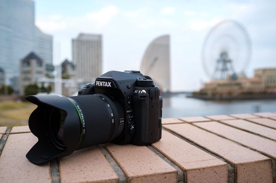 UPDATED: CP+ 2016: shooting the Pentax K-1 in Yokohama