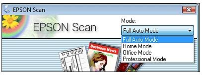 Epson V370 - Scanning