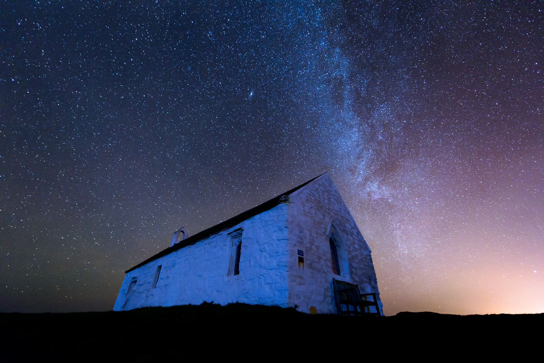 How to photograph the milky way: Micro Four Thirds Talk