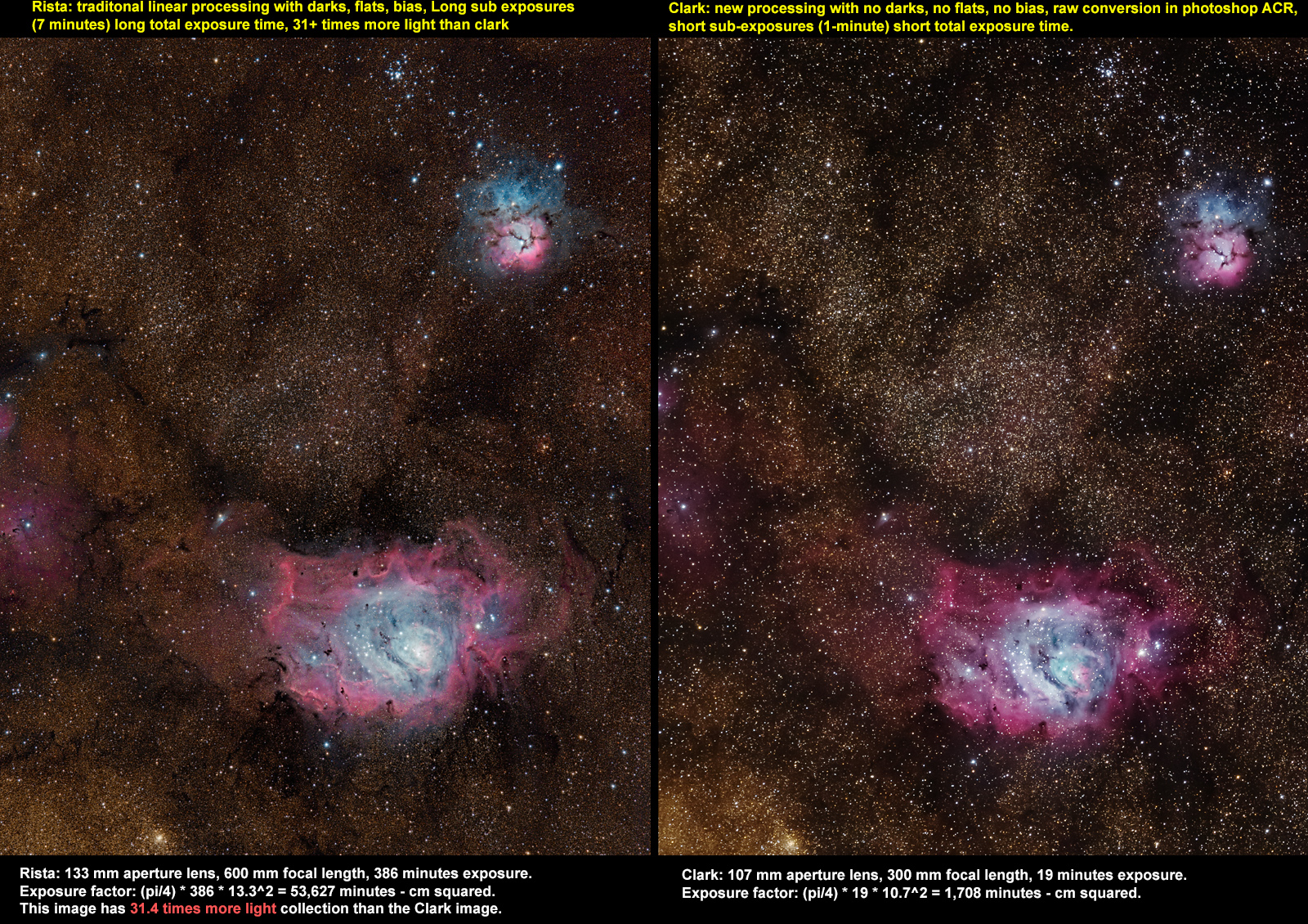 Heart & soul nebula, having some problems compared to rogers