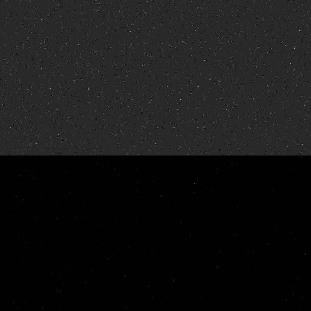 Quick look at D800's hot pixel/dark current suppression