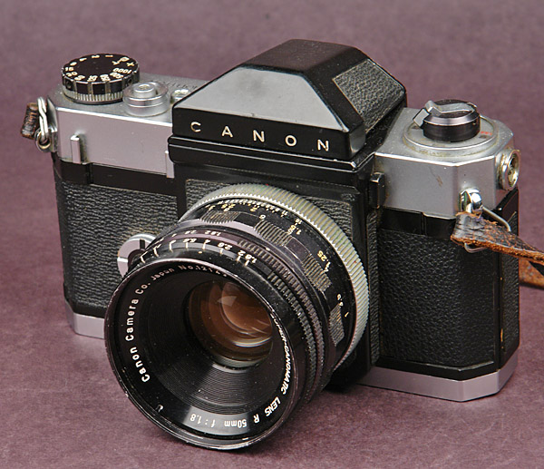 CK's Lens Post: Zeiss Ikon Contaflex's Pro-Tessar 1:1 Macro
