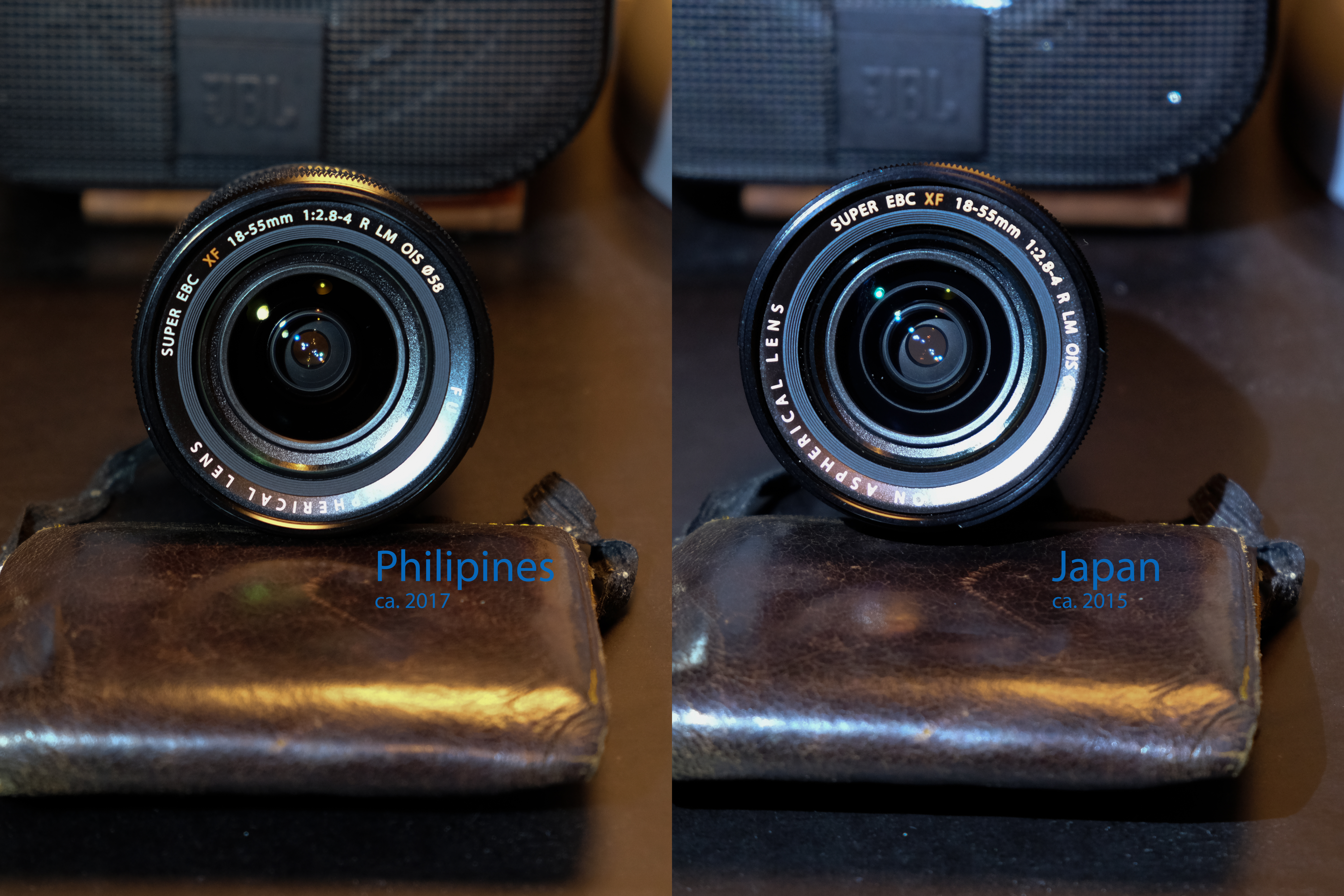 Different Versions Of Xf 18 55 Need Some Advice Fujifilm X Fujinon Xf18 55mm F28 4 R Lm Ois View Original Size