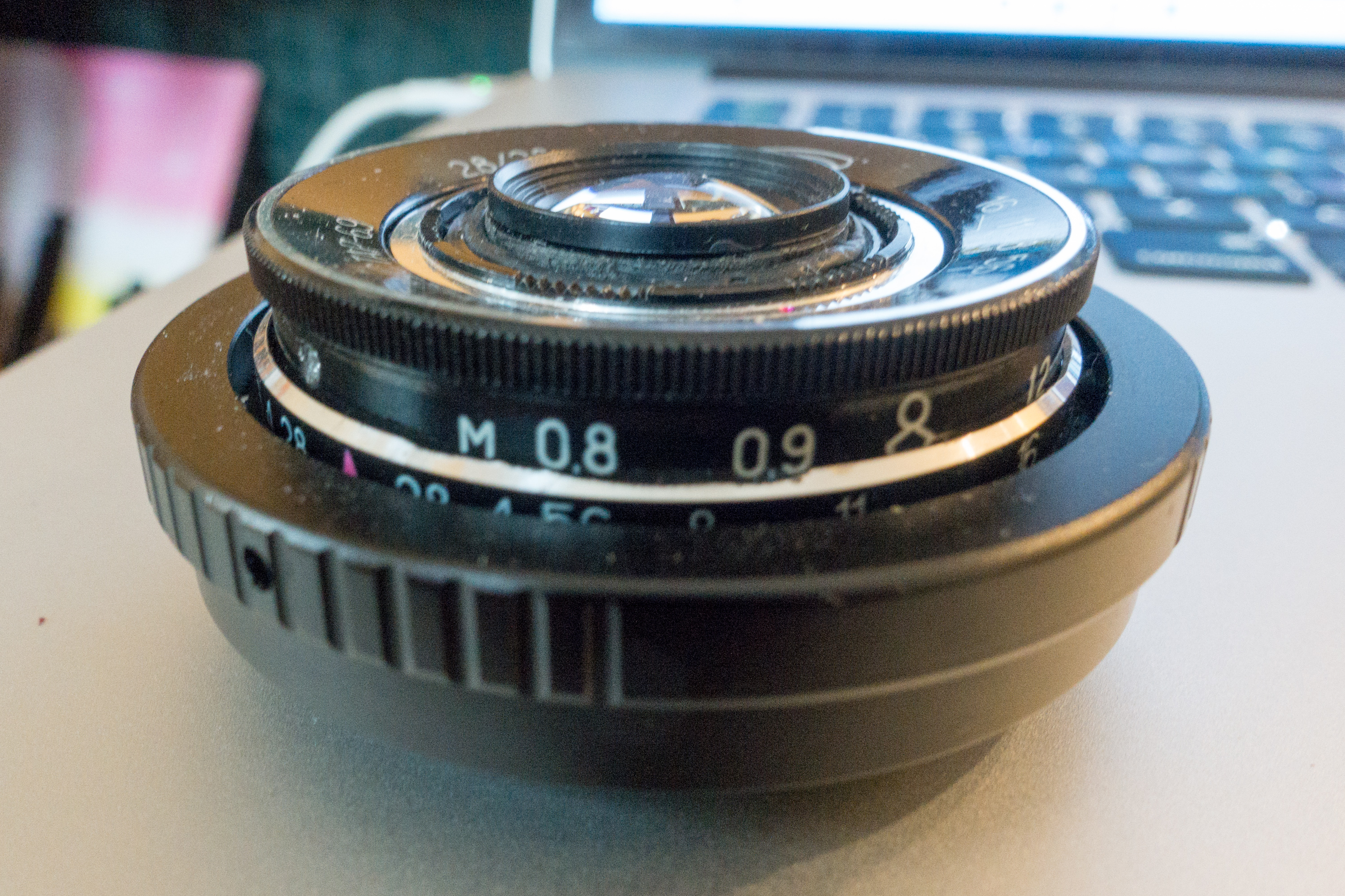 x-post from Adapted Lens Talk] Vintage Glass for X-Pro2: Fujifilm X