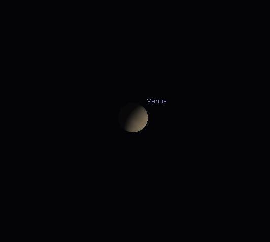 Moon - Venus conjunction: Astrophotography Talk Forum Forum