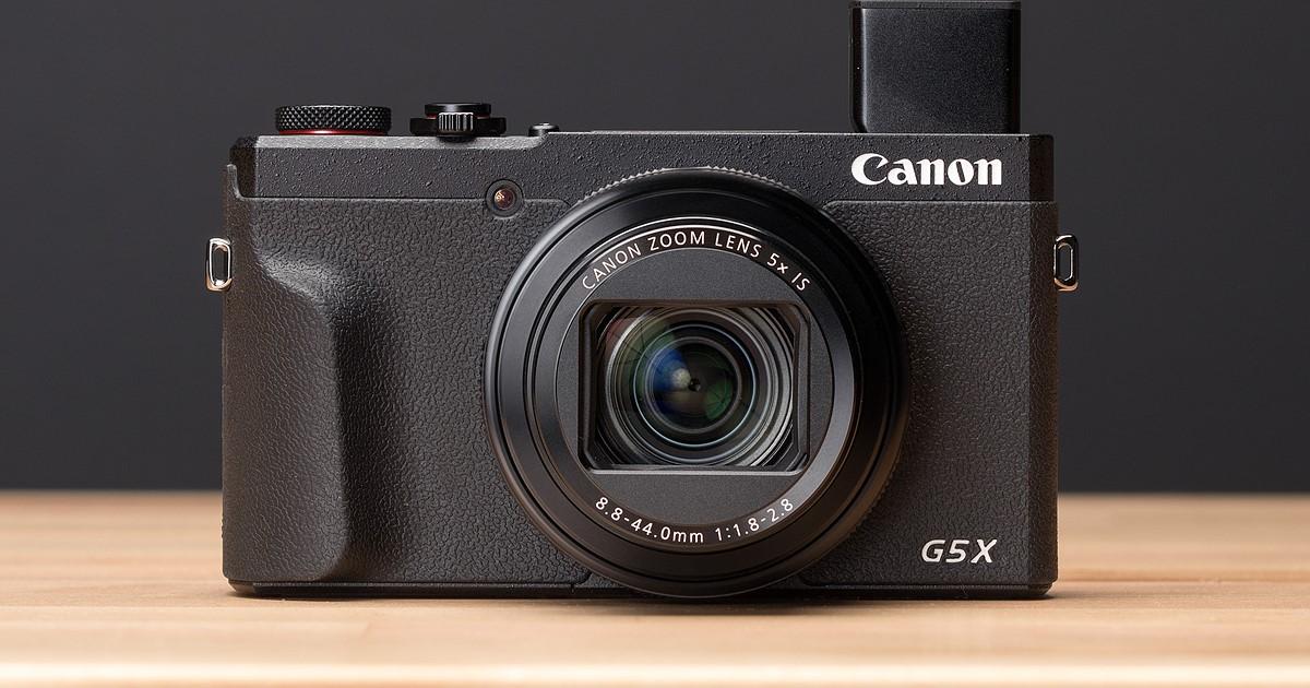 Canon PowerShot G5 X Mark II beauty shots