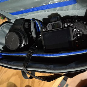 Think Tank Mirrorless Mover 30i Review