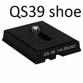 Using vanguard QS39 quick release shoe with GorillPod SLR zoom