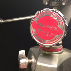 Anyone know anything about this vintage Hollywood brand Tripod?