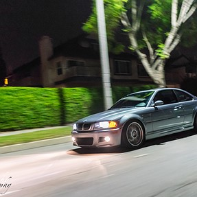 car photography! rolling action shots