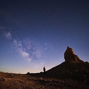 Milky Way - Trona Pinnicles (a99)