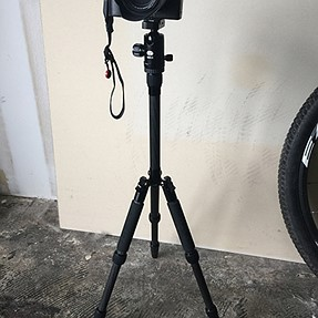 Looking for tripod: Lightweight, tabletop, extendable legs, carbon fiber?