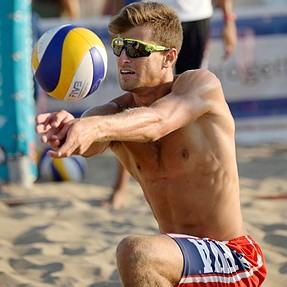 Beach Volley in Rome