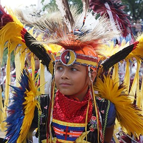 images from local Pow-Wow