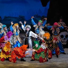 The Monkey King (Cantonese Action Opera)