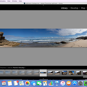 An Issue With the Lightroom Toolbar