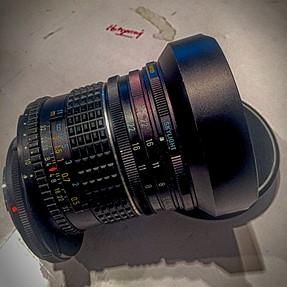 Pentax SMC 28 Shift 28mm f/3.5