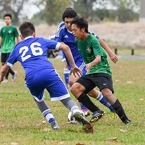 C&C: U15 soccer