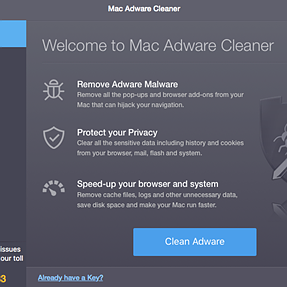 Mac adware cleaner
