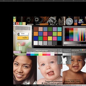 Calibrated colors too red in Photoshop/Lightroom