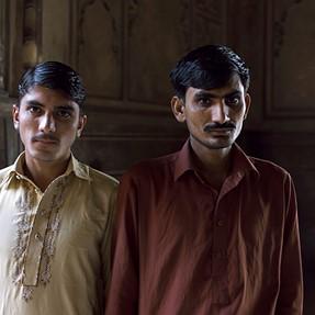 People we met in Lahore Fort