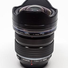 FS: Olympus M.Zuiko ED 7-14mm f2.8 Pro (US)