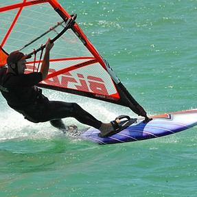 D700 and windsurfing