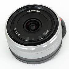 SONY E MOUNT LENSES 18-55 16mm and 55 210