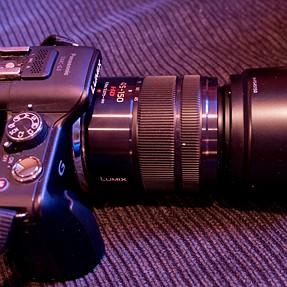 FS: Panasonic G3 w/Panasonic 45-150 lens ($300)
