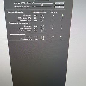 Calibrated old monitor - too good to be true?
