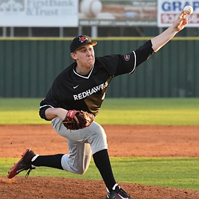 some twilight baseball pictures