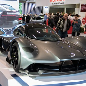 D500 goes to the Canadian International Auto Show
