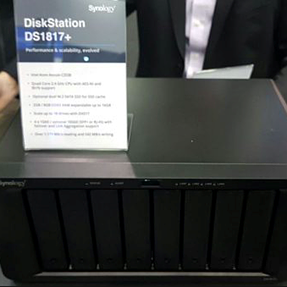 Synology DS1817+ . . . my new NSA is coming  .. . initial thoughts on the new 8-bay 'monster'