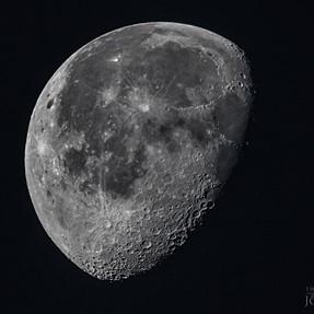 Moon with 2x Tamron Teleconverter