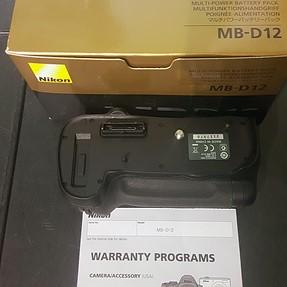 FS: Nikon MB-D12 Grip, Spyder LENSCAL, Colorchecker Passport Photo, Kenko Extension Tube (Nikon)